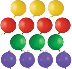 Bright Punch Balloons 14ct