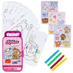 Kittens Sticker Activity Box