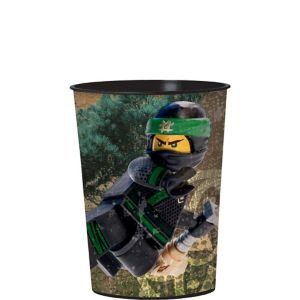 The Lego Ninjago Movie Favor Cup