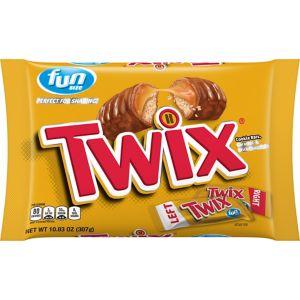 Milk Chocolate Twix Fun Size Bars 20ct
