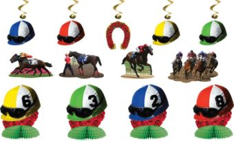 Kentucky Derby Decorating Kit