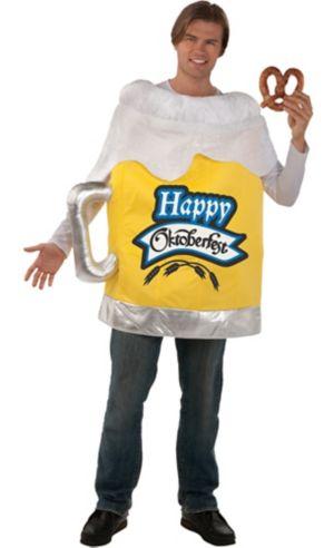 Adult Beer Mug Costume