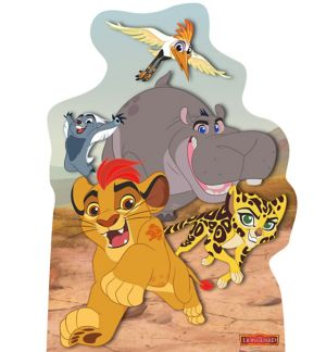 Kion & Friends Life-Size Cardboard Cutout - Lion Guard