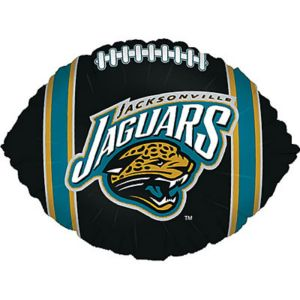 Jacksonville Jaguars Balloon - Football