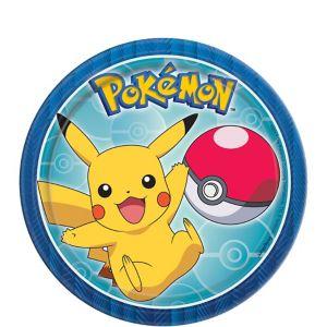 Pokemon Core Core Dessert Plates 8ct