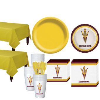 Arizona State Sun Devils Basic Party Kit for 40 Guests