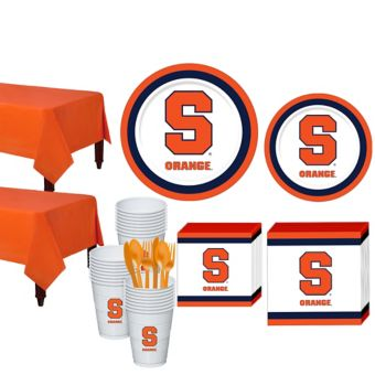 Syracuse Orange Basic Party Kit for 40 Guests