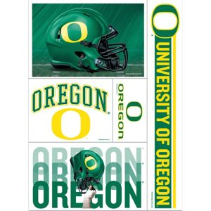Oregon Ducks Decals 5ct