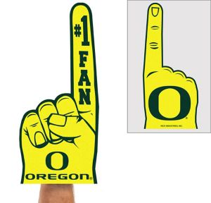 Oregon Ducks Foam Finger