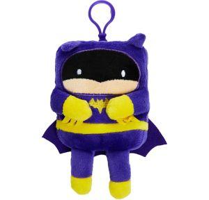 Clip-On Square Batgirl Plush - Batman