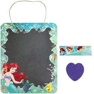 The Little Mermaid Chalkboard Sign Set 3pc