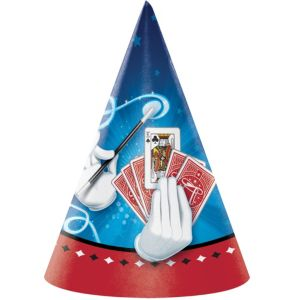 Magic Party Hats 8ct