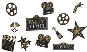 Hollywood Cutouts 12ct