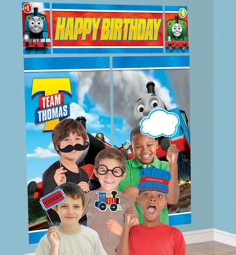 Thomas The Tank Engine Photo Booth Kit