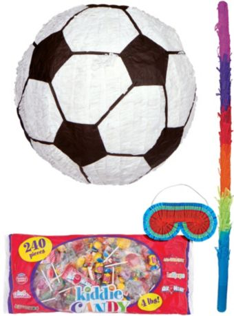 Soccer Pinata Kit