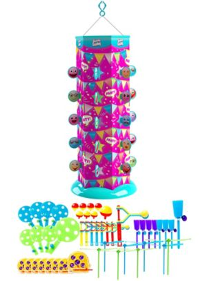 Smiley Goodie Gusher Pinata Kit with Favors