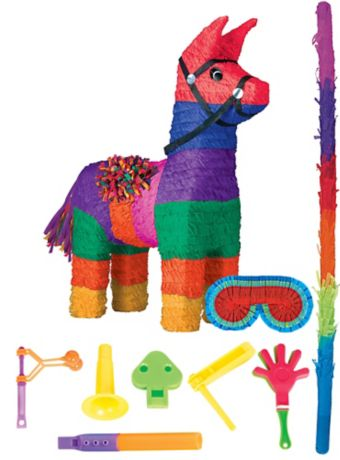 Donkey Pinata Kit with Favors
