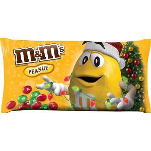 Milk Chocolate Christmas Peanut M&M's