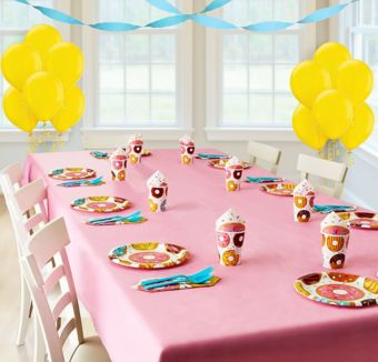 Donut Basic Party Kit for 8 Guests
