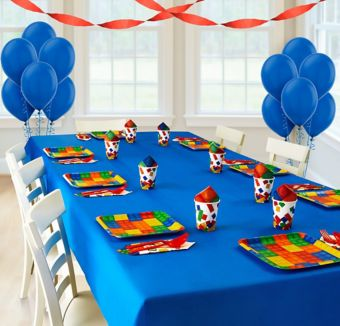 Building Blocks Basic Party Kit for 8 Guests