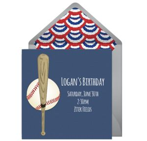 Online Opening Day Invitations