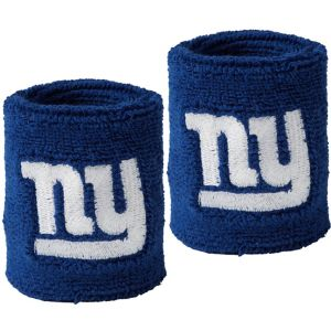 New York Giants Sweat Bands 2ct