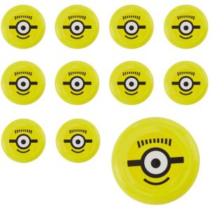 Minions Flying Discs 48ct
