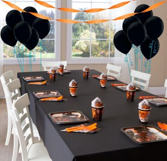 Pirates of the Caribbean Basic Party Kit for 8 Guests