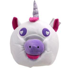 Oversized Unicorn Icon Mask