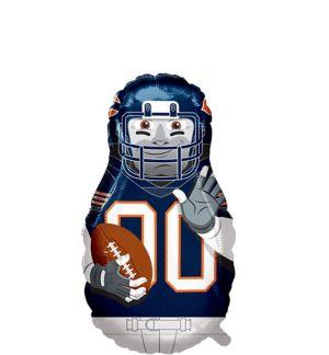 Giant Football Player Chicago Bears Balloon