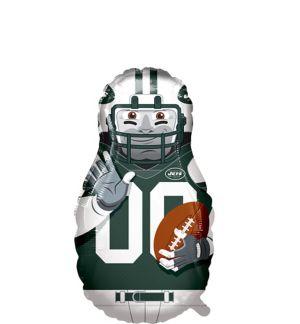 Giant Football Player New York Jets Balloon