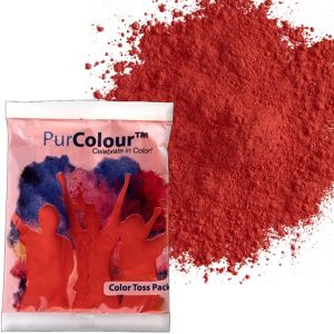 Red Color Powder
