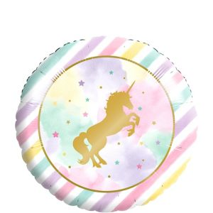 Sparkling Unicorn Balloon