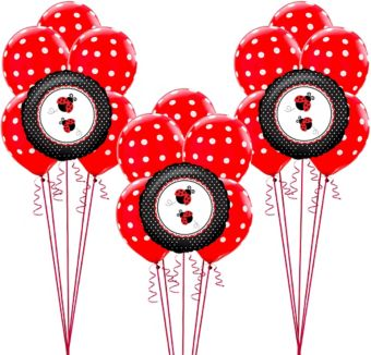 Fancy Ladybug Balloon Kit