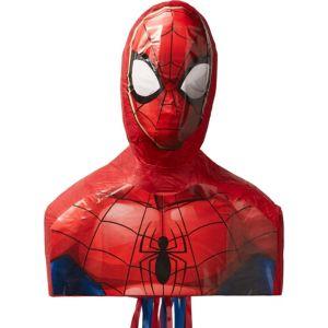 Pull String Webbed Wonder Spider-Man Pinata