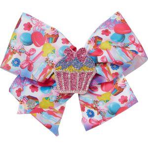 Sequin Pink & Silver JoJo Siwa Hair Bow