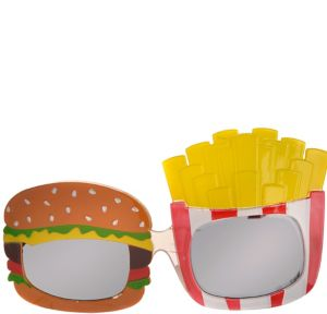Cheeseburger & Fries Sunglasses