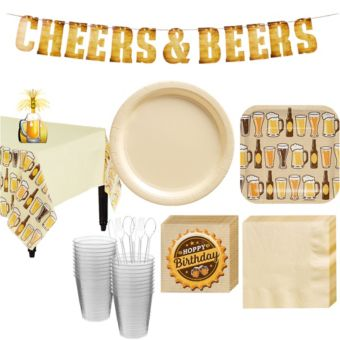 Beer Tasting Party Kit for 16 Guests