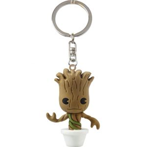Baby Groot Keychain - Guardians of the Galaxy