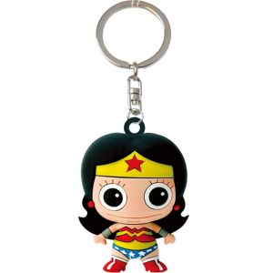 Wonder Woman Keychain - Justice League