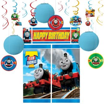 Thomas The Tank Engine Decoration Kit