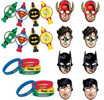 Justice League Accessories Kit