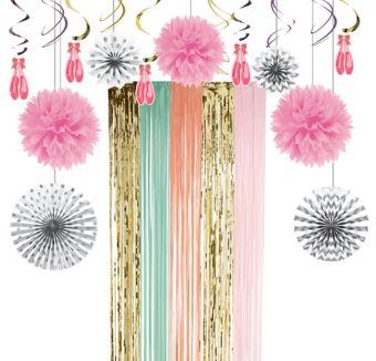 Ballerina Decoration Kit