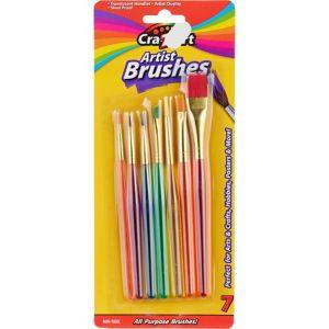 Cra-Z-Art Artist Paint Brush Set