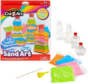 Cra-Z-Art Sand Art Craft Kit 11pc