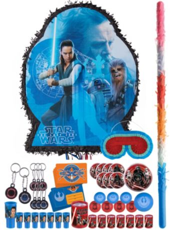 Star Wars 8 The Last Jedi Pinata Kit with Favors