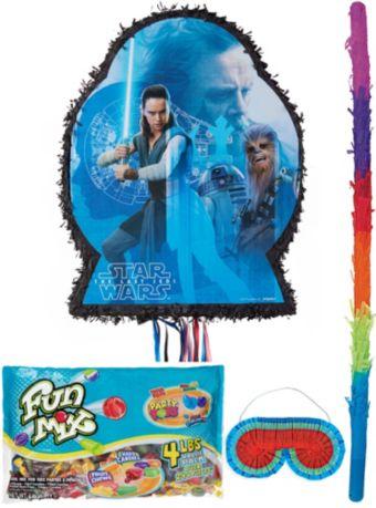Star Wars 8 The Last Jedi Pinata Kit
