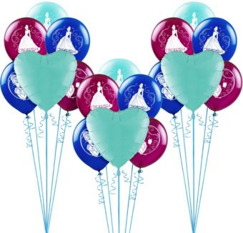 Cinderella Balloon Kit