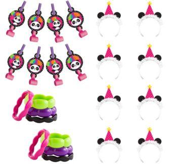 Panda Party Favor Kit