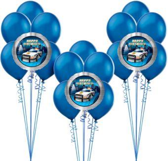 Police Balloon Kit